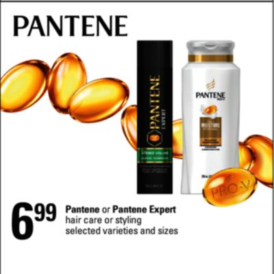 Pantene Or Pantene Expert Hair Care Or Styling
