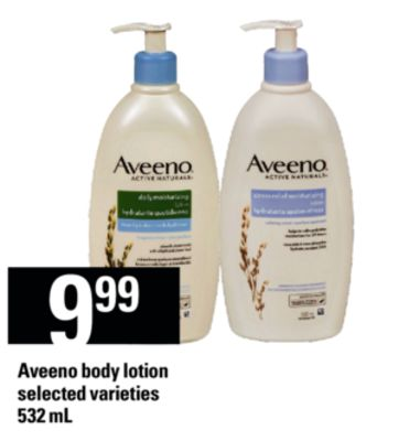 Aveeno Body Lotion - 532 mL