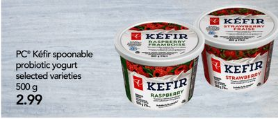 PC Kéfir Spoonable Probiotic Yogurt - 500 g