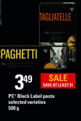 PC Black Label Pasta - 500 g