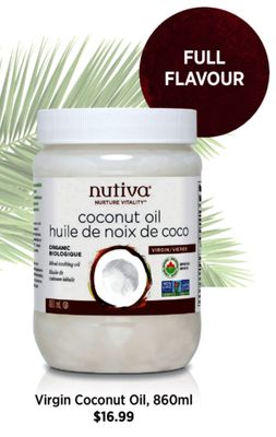 Virgin Coconut Oil - 860ml