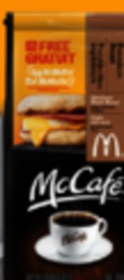 Mccafé Premium Roast Coffee - 340 g