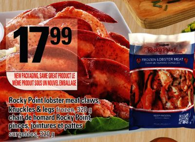 how to eat frozen lobster claws