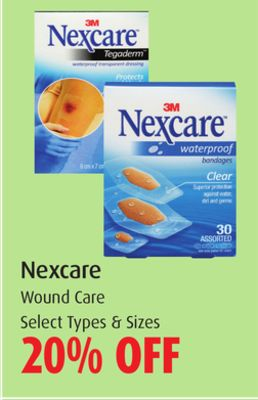 Nexcare Wound Care