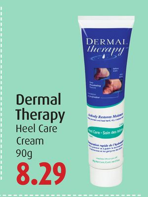 Dermal Therapy Heel Care Cream