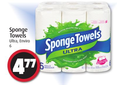 Sponge Towels Ultra - Enviro