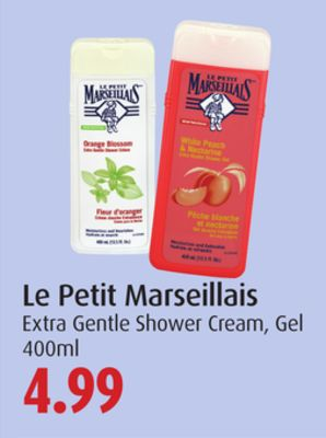 Le Petit Marseillais Extra Gentle Shower Cream - Gel