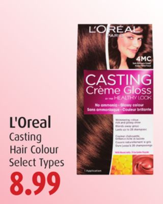 L'Oreal Casting Hair Colour