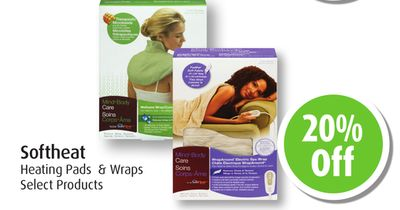 Softheat Heating Pads & Wraps