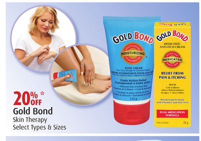 Gold Bond Skin Therapy