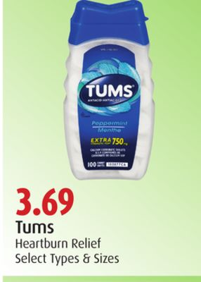 Tums Heartburn Relief
