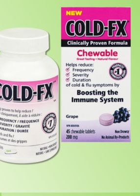 Cold-fx First Signs - Daily Defence - Chewables