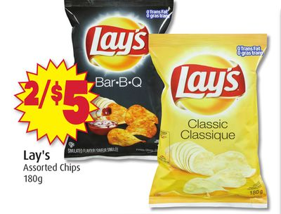 Lay's Assorted Chips