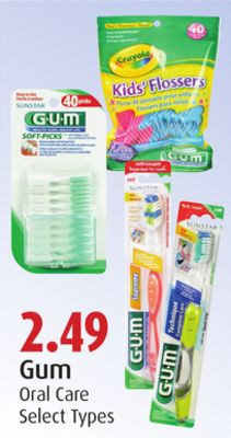 Gum Oral Care