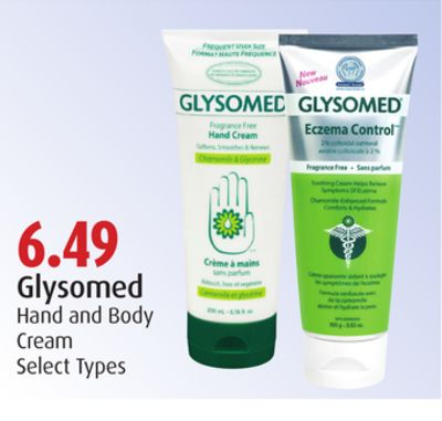 Glysomed Hand and Body Cream