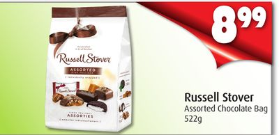 Russell Stover Assorted Chocolate Bag