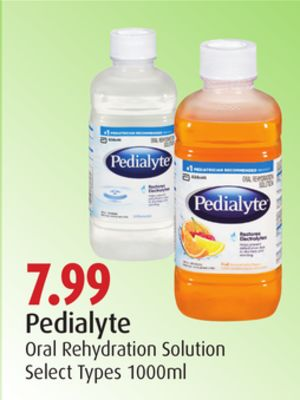 Pedialyte Oral Rehydration Solution