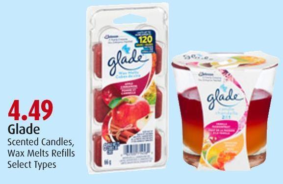 Glade  Scented Candles -