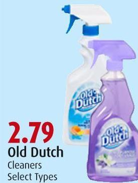 Old Dutch Cleaners