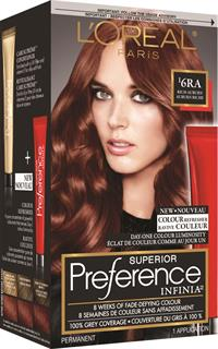 loral paris preference coloration - Coloration Preference