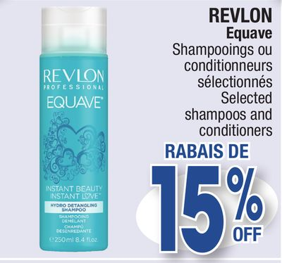 Revlon Equave Selected Shampoos And On Sale Salewhale Ca