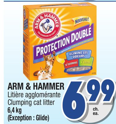 Arm And Hammer Non Clumping Cat Litter