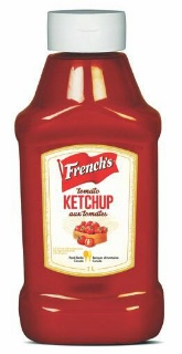 Heinz or French's Ketchup - Kraft Miracle Whip - Hellmann's Mayonnaise
