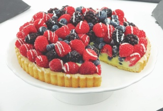 Mixed Fruit Flan on sale | Salewhale.ca