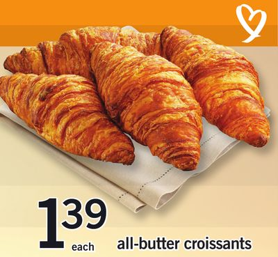 All-butter Croissants on sale | Salewhale.ca