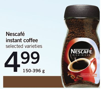 Nescafe Instant Coffee - 150-396 g