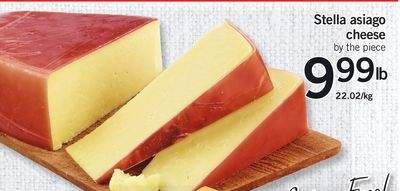 Stella Asiago Cheese