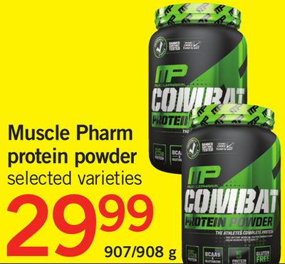 Muscle Pharm Protein Powder - 907/908 g