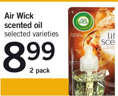 Air Wick Scented Oil - 2 Pack