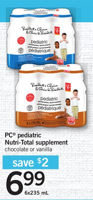PC Pediatric Nutri-total Supplement
