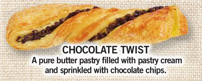 Chocolate Twist