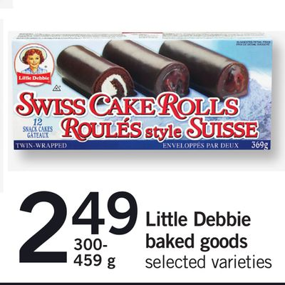 Little Debbie Baked Goods - 300-459 g