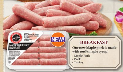 Fresh Made Sausages - 8.80-11.00/kg