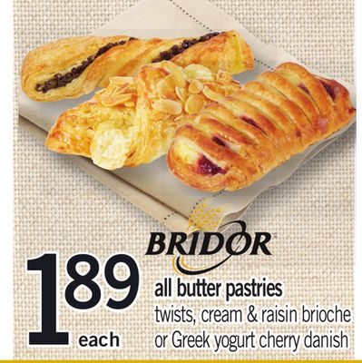 All Butter Pastries
