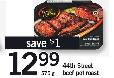 44th Street Beef Pot Roast - 575 g