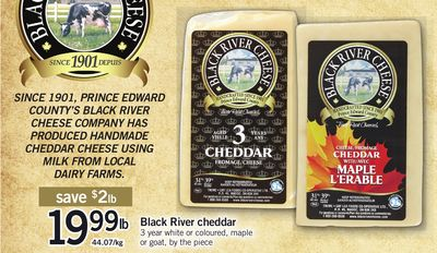Black River Cheddar