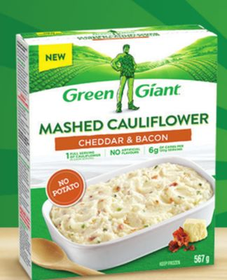 Green Giant Mashed Cauliflower - 567 g