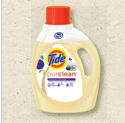 Tide Purclean Liquid Laundry Detergent - 32 Loads
