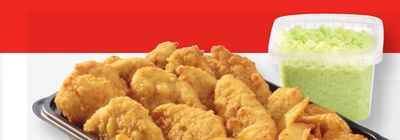 12 Chicken Tenders Meal Deal - 454 g