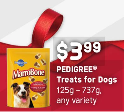 Pedigree Treats For Dogs - 125g – 737g