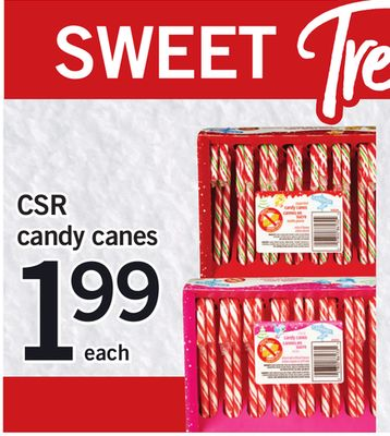 Csr Candy Canes