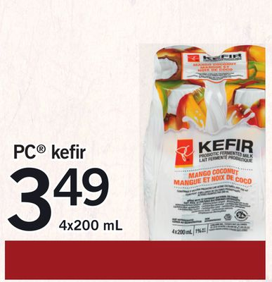 PC Kefir - 4x200 mL