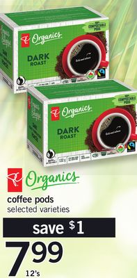 Coffee PODS - 12's