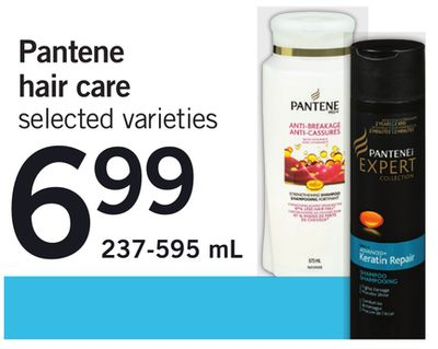 Pantene Hair Care - 237-595 mL