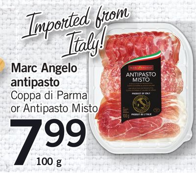 Marc Angelo Antipasto - 100 g