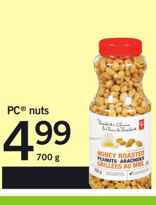 PC Nuts - 700 g